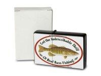 Pocket Windproof Lighter Brushed Oil Refillable Fish Fishing