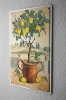 Tin Sign Gallery painter Franz Heigl Picture Still life...