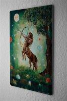Tin Sign Horoscope Krakowski Sagittarius Horoscope