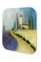 Wall Clock Holiday Travel Agency Andalusia Painting...