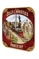 Wall Clock Locomotive Traveling Railway Station Vintage...