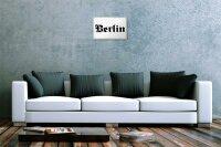 Tin Sign Berlin City Name poster metal blate plaque Name...