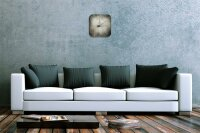Wall Clock Holiday Travel Agency Farm Acrylglass
